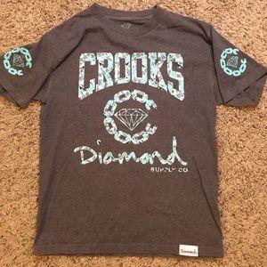 Diamond supply crooks collab!!